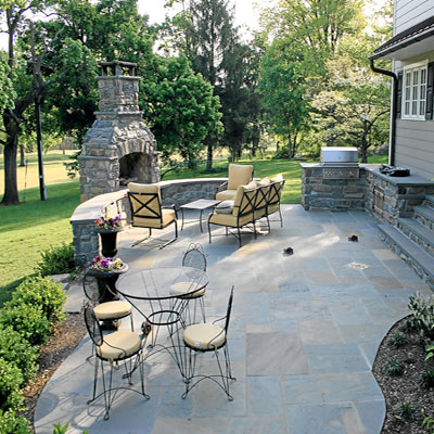 Driveway And Patio Designs