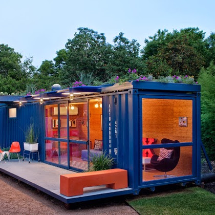 Shipping Container Home Construction And Repairs