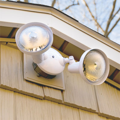 motion sensor lights in san francisco california electrical repairs and