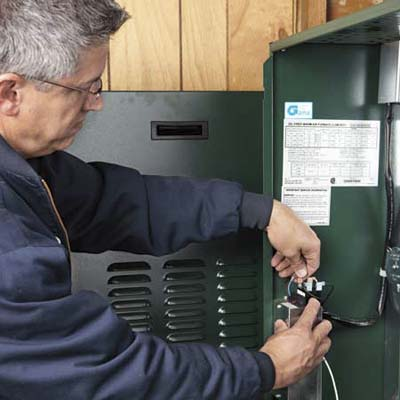 Outdoor Furnace Installation And Repair