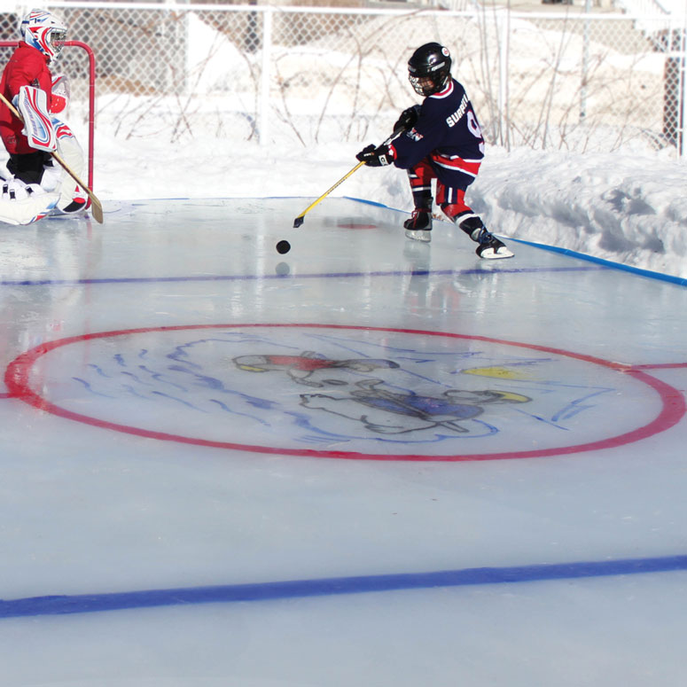 Portable Ice Rink Installation And Repair, Sport And Court Installation And Repairs, Colorado
